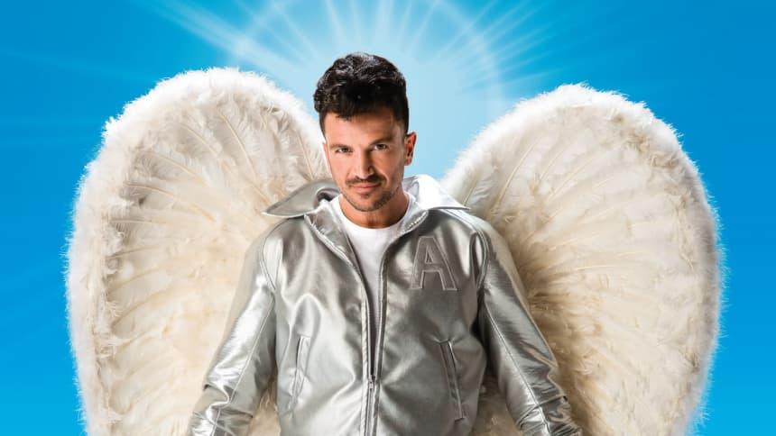 Peter Andre as Teen Angel