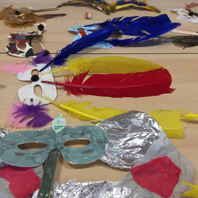 Summer workshops in Welsh-medium schools