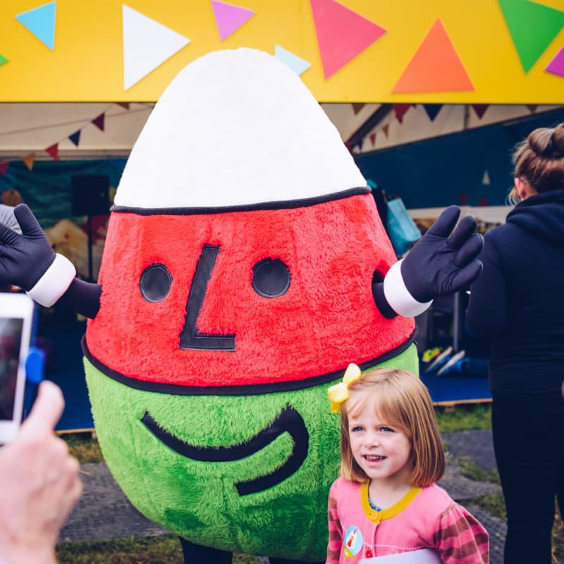 Here comes the Urdd National Eisteddfod