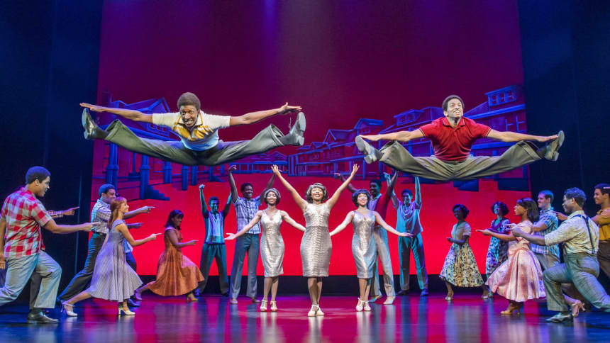 Motown the Musical: The Company
