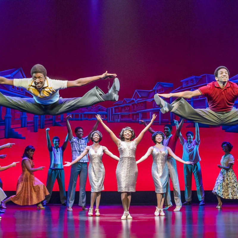 10 of the Best from Motown the Musical
