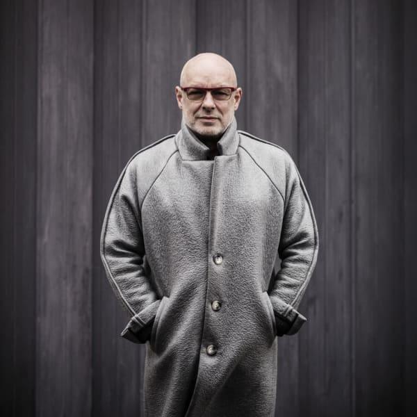 Artwork for Keynote Address by Brian Eno