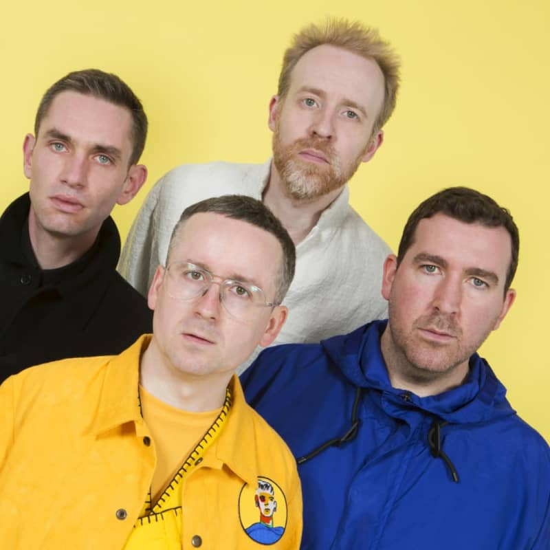 The band Hot Chip