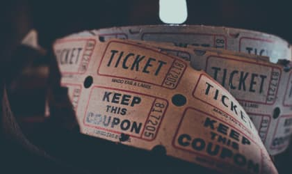 Tickets by FancyCrave