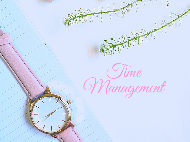Time Crunch - Managing Your Time