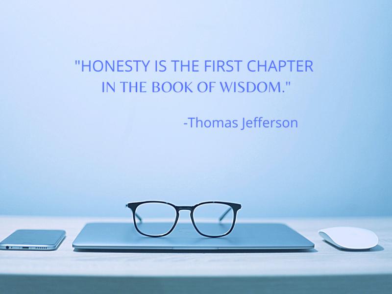 Honesty In Marketing
