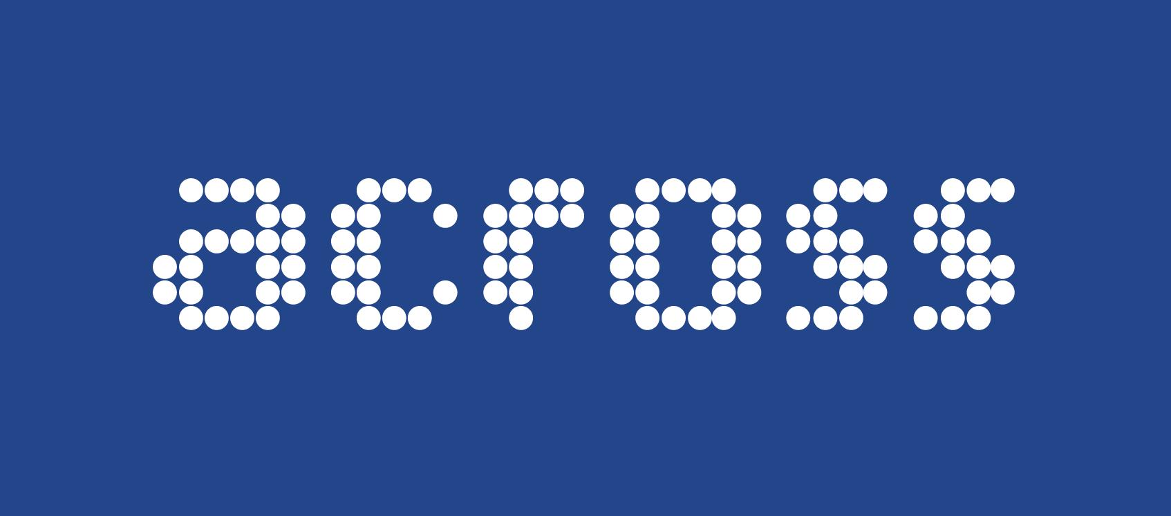 Logo de ACROSS - Vagas Estágio e Trainee