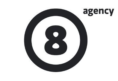 Logo de 8 Agency