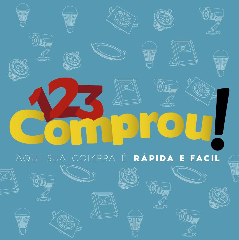 Logo de 123 Comprou