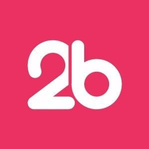 Logo de 2b Digital