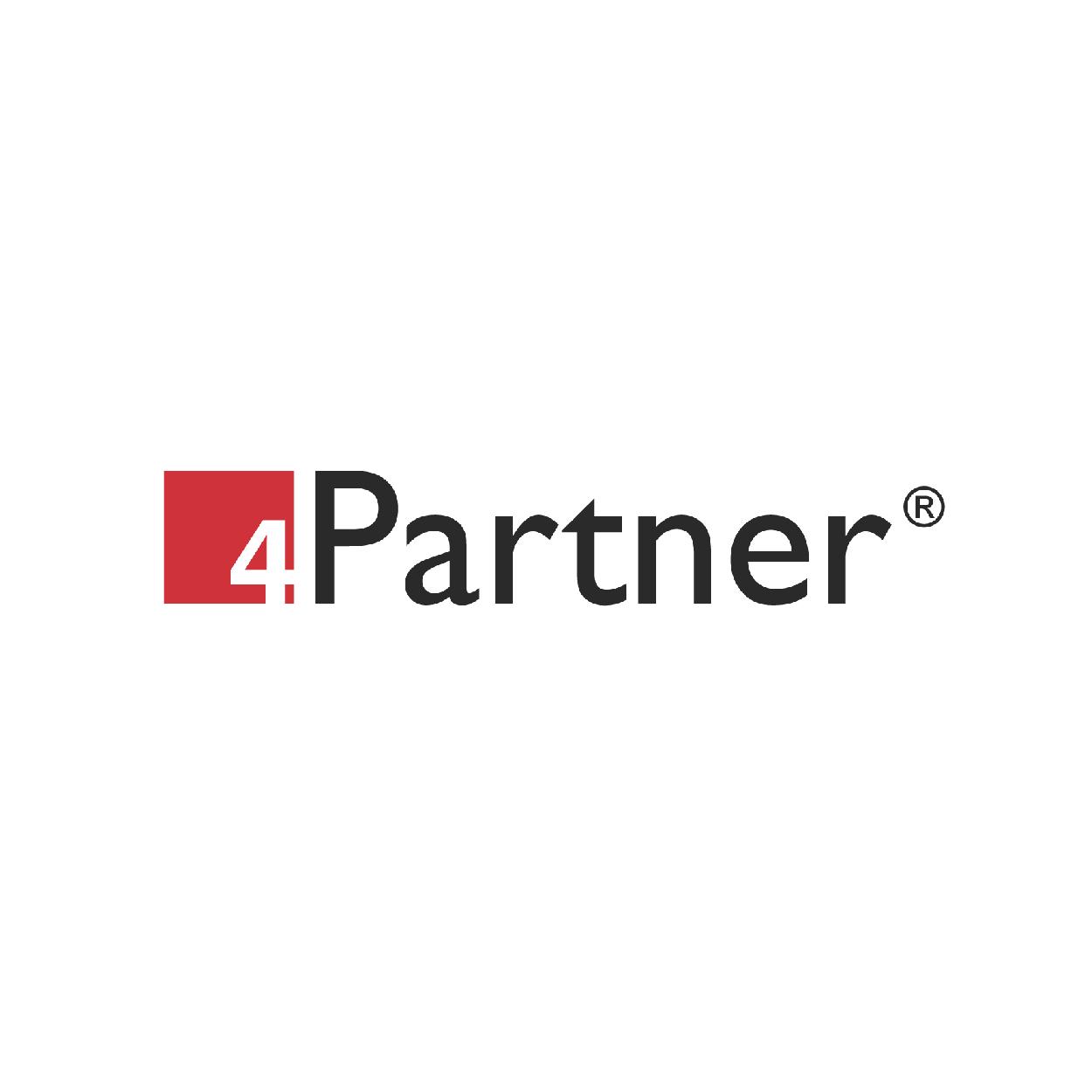 Logo de 4Partner