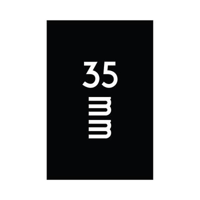 Logo de 35mm Agência de Branding e Marketing
