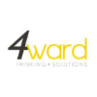Logo de 4ward - Thinking + Solutions