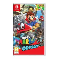 Super Mario Odyssey Nintendo Switch Edición Estandar