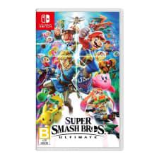 Super Smash Bros Ultimate Nintendo Switch Físico
