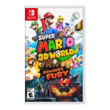 Super Mario Nintendo Switch 3D World + Browser's Fury