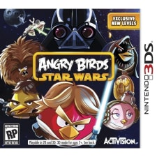 Angry Birds Star Wars Nintendo 3DS Físico