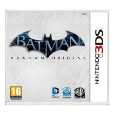Batman Arkham Origins Blackgate Nintendo 3DS Físico