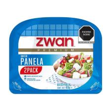 Queso panela Zwan premium 2 pack 400 g
