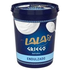 Yoghurt Lala Griego natural 900 g