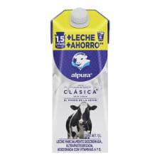 Leche Alpura Clásica entera 1.5 l