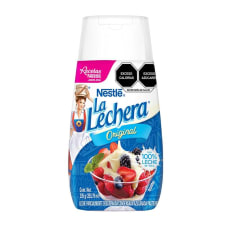 Leche condensada Nestlé La Lechera sirve fácil 335 g