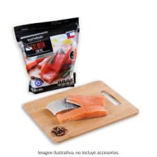 Salmón Marketside con piel 500 g