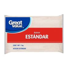 Azúcar Great Value estándar 2 kg
