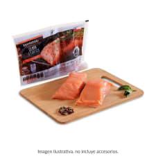 Salmón Marketside sin piel con 2 pzas de 200 g c/u