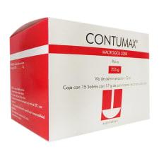 Contumax 15 sobres con 17 g de polvo para reconstitución oral