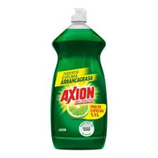 Lavatrastes líquido Axion limón 1.1 l