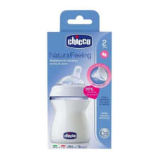 Biberón Chicco Natural Feeling 250 ml
