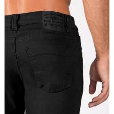 Pantalon De Gabardina Negra Stretch Para Hombre Slim Fit Opp S Jeans Opps Jeans Gabardina Hombre Negro Walmart En Linea