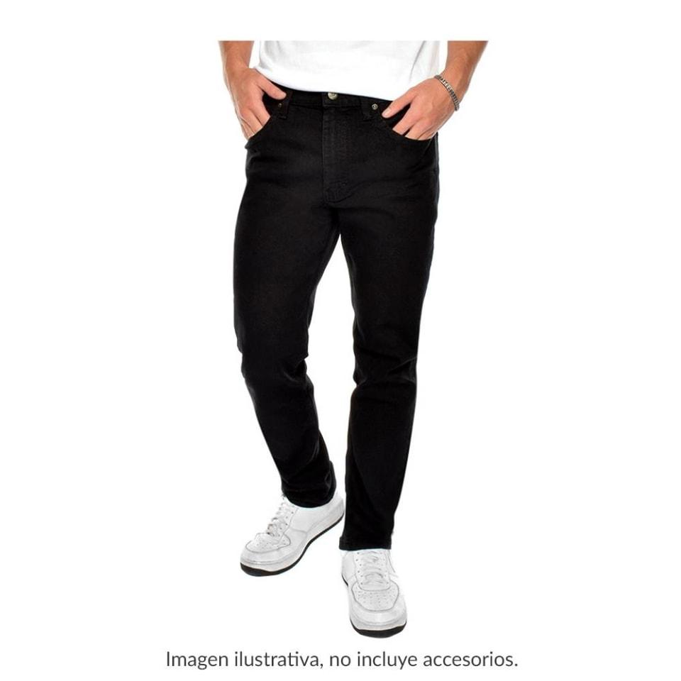 Jeans Cimarron Talla 30 Entubado Negro Walmart