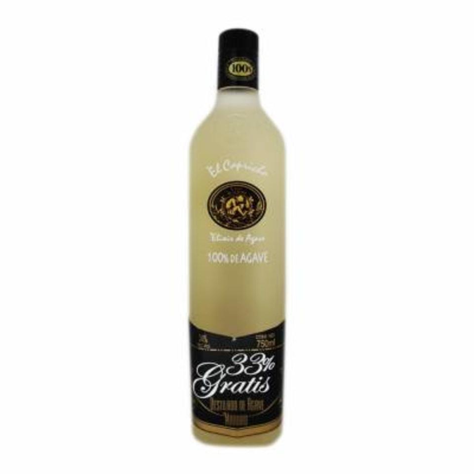 Destilado de agave El Capricho maduro 750 ml | Walmart