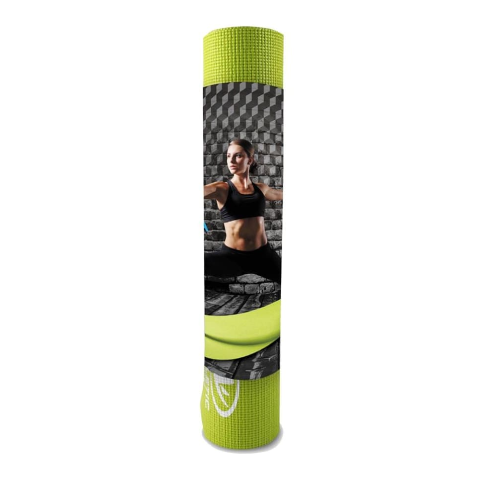 Tapete Para Yoga Athletic Works Cl3469 Walmart