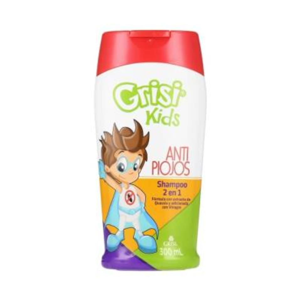 shampoo de piojos para bebes