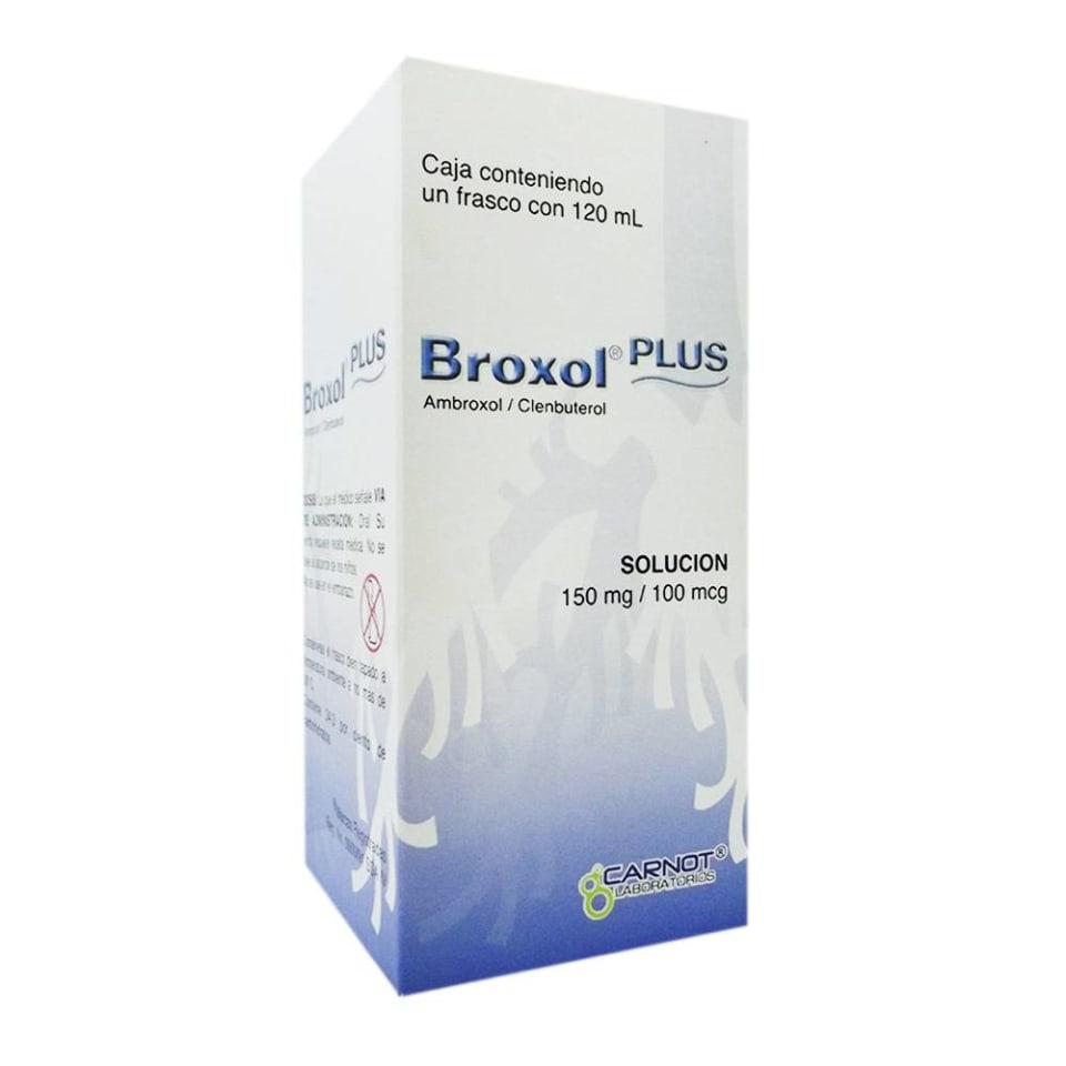 ambroxol clembuterol calox efectos secundarios