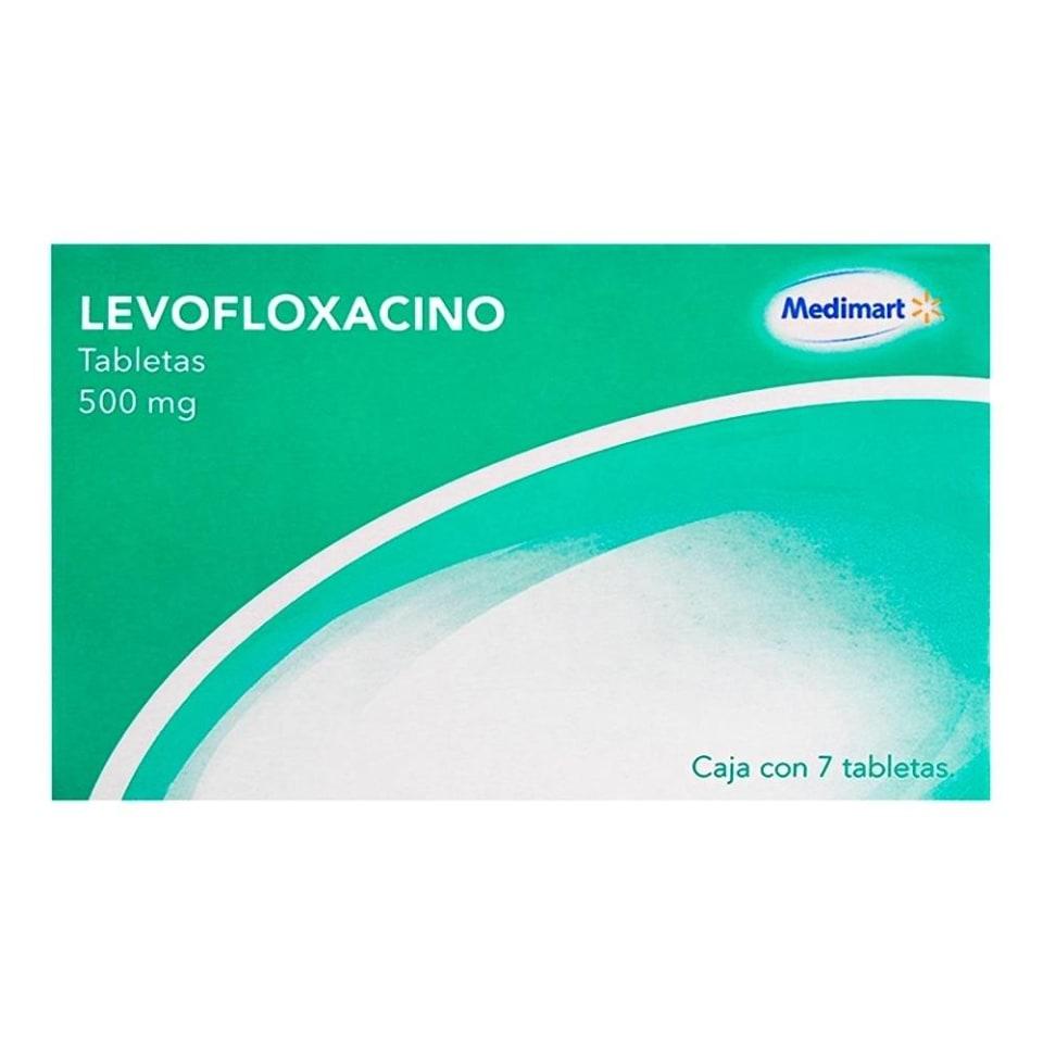uniquin levofloxacino 500 mg para que sirve