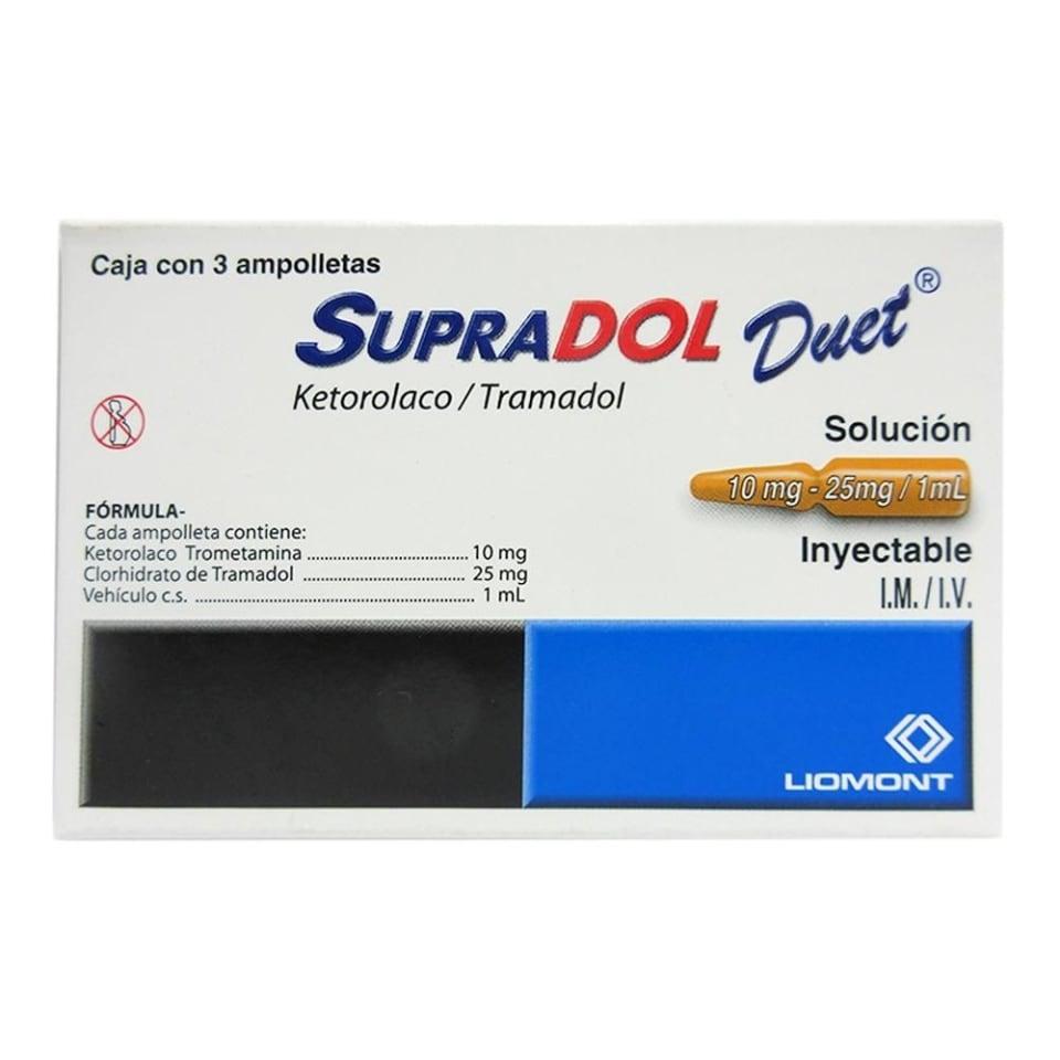 para que sirve el medicamento ketorolaco tramadol