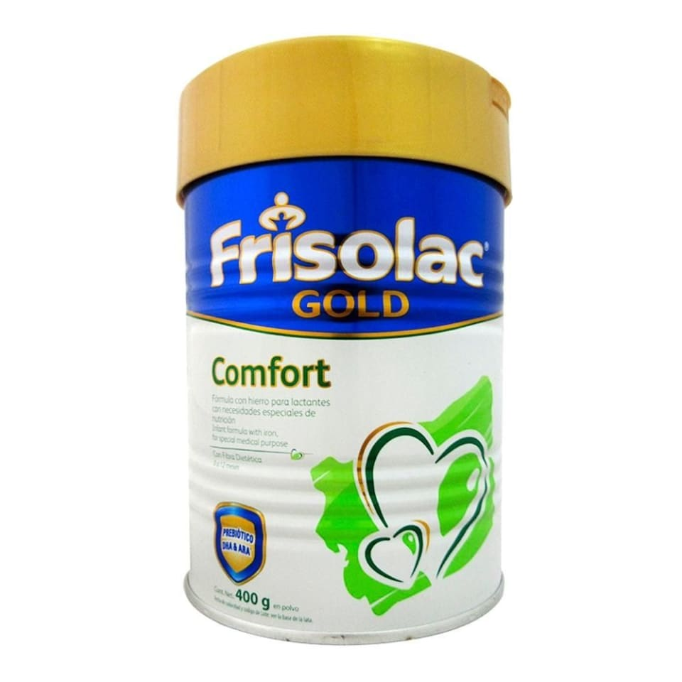 Formula Lactea Frisolac Gold En Polvo Comfort 400 G Walmart