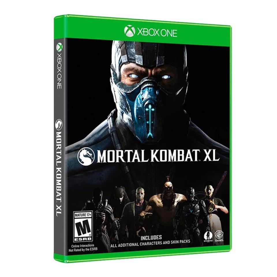 Mortal Kombat Xl Xbox One Walmart En Linea