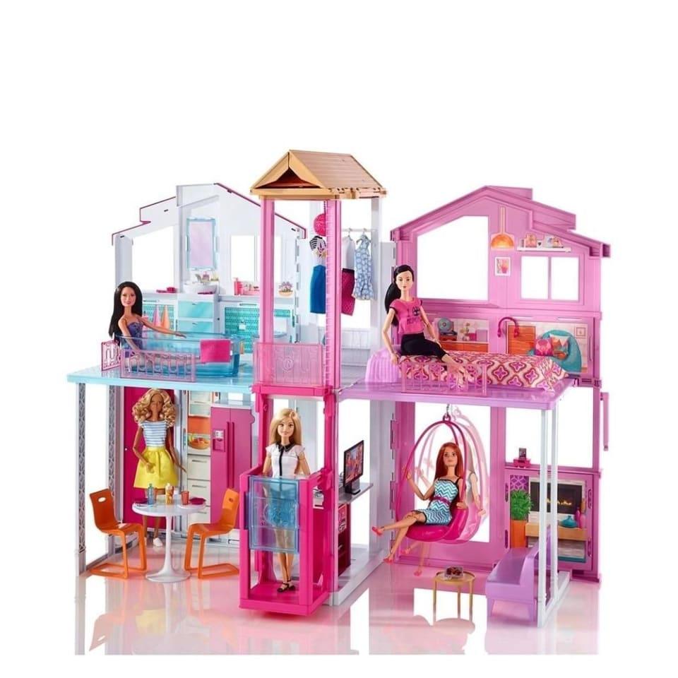 Barbie Casa de Campo | Walmart en línea