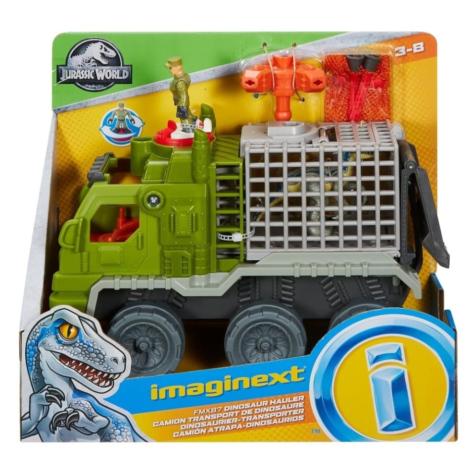 Camion Imaginext Jurassic World Transportador De Dinosaurios Walmart En Linea About 48% of these are animatronic model, 9% are other amusement park products. fisher price