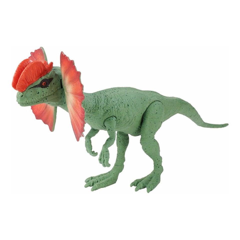 Dinosaurio Jurassic World Dilophosaurus Bodega Aurrera En Linea Para celebrar el día de reyes 2021 nada como regalar juguetes a los niños. dinosaurio jurassic world dilophosaurus