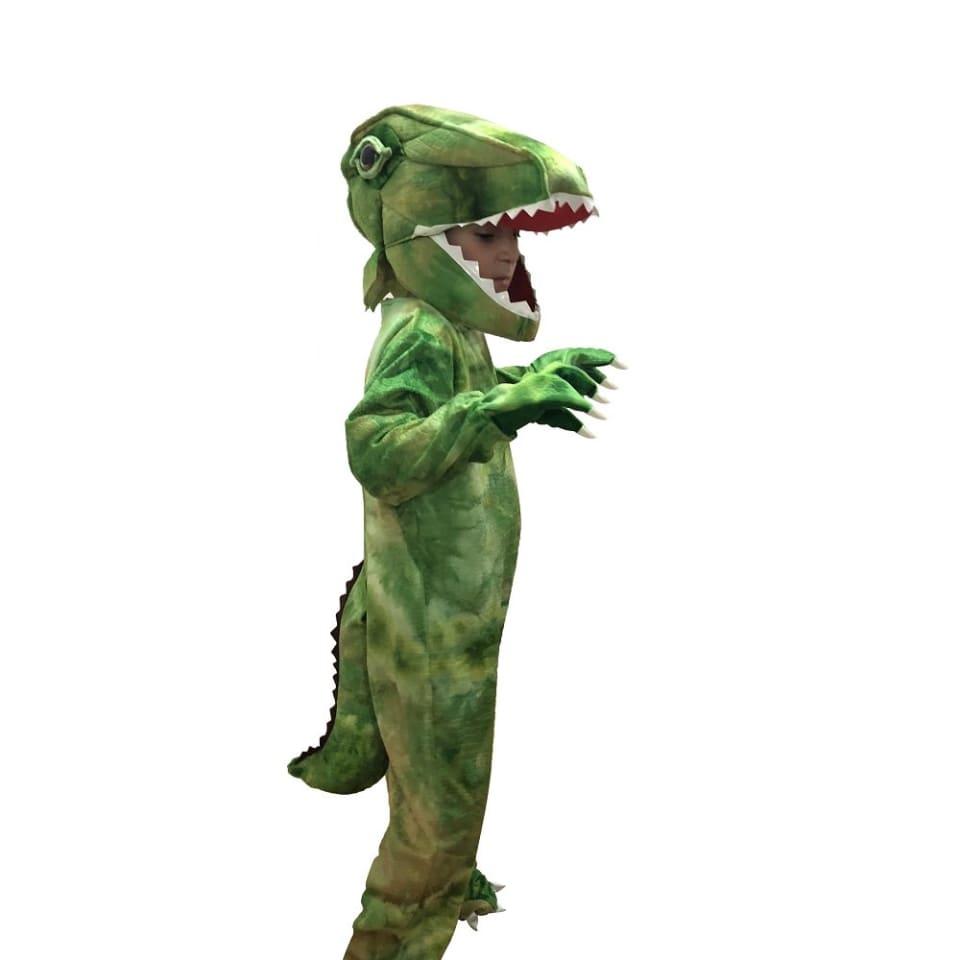 Disfraz De Dinosaurio Rex T 8 Halloween Disfraces Tudi Tiranosaurio Rex Ninos De 8 Anos Walmart En Linea Las figuras de dinosaurios juguetes con grandes franela acti. mxn