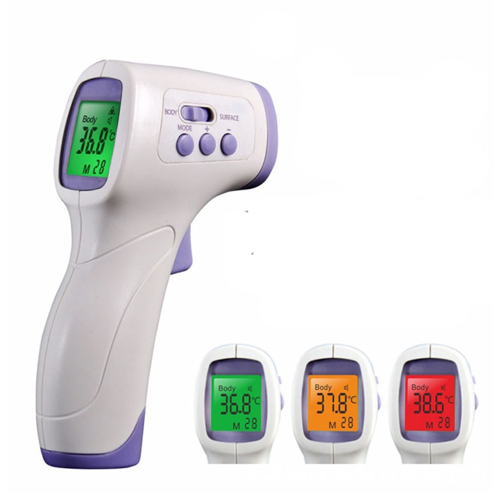 Termometro Yobekan : Medical personal noncontact thermometers termometro digitales ifrarojo bebe temperature gun infrared thermometer.