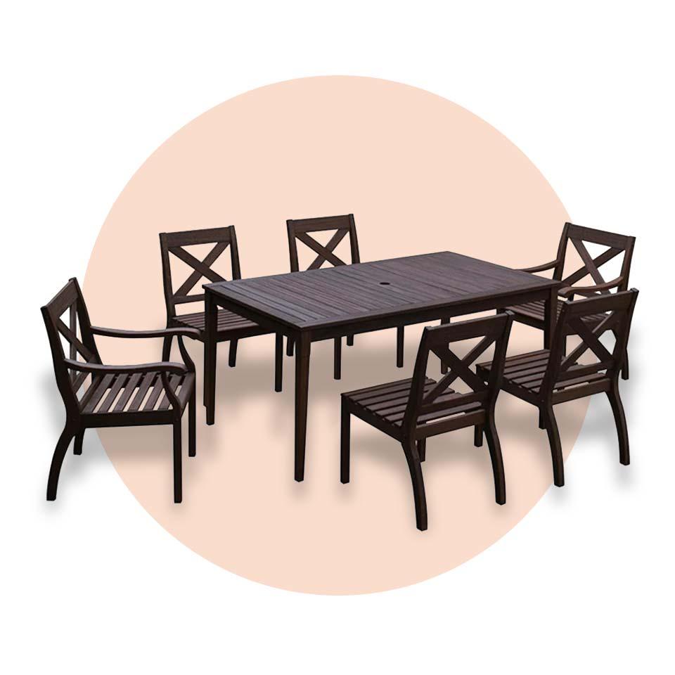Comprar Muebles De Jardin.Compra Articulos Para Patio Y Jardin Walmart En Linea