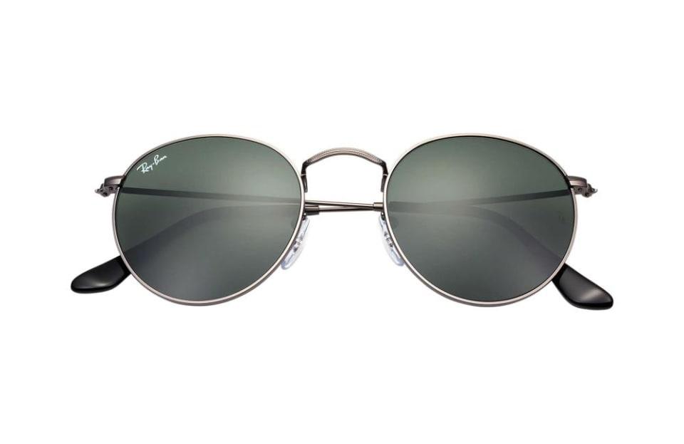 diversos estilos gran venta varios colores Lentes de Sol Ray-Ban Round Metal RB3447 029 | Walmart en línea