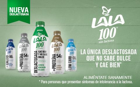 lala 100
